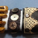 2161-2 Creating with Buttons: Bracelets & Cuffs