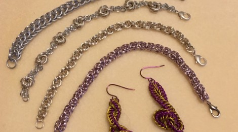 Chain Maille Buffet