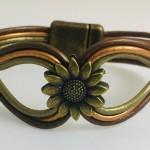 2187 - Leather Bracelet
