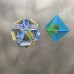 2180 - origami techniques for holiday decorations