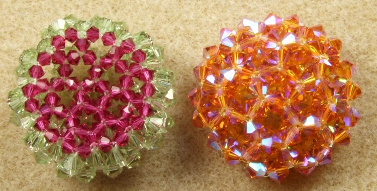 Shaping your Beadwork Convexing