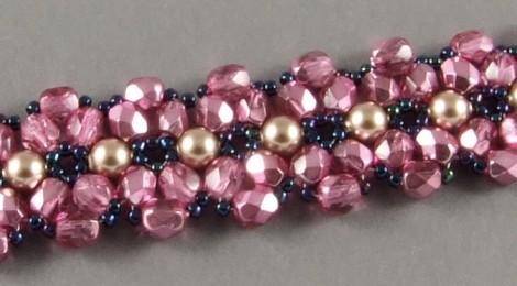 Tri-Weave Treasure Bracelet